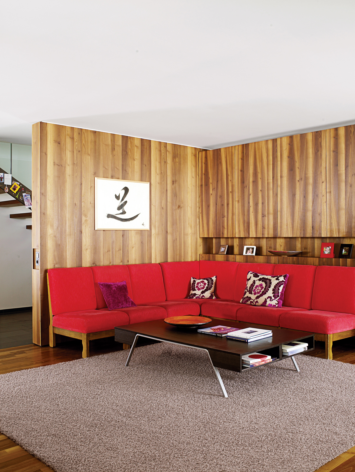 best in snow house interior living room