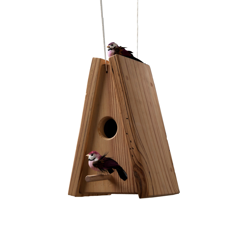 Bird's House by Plywood Office