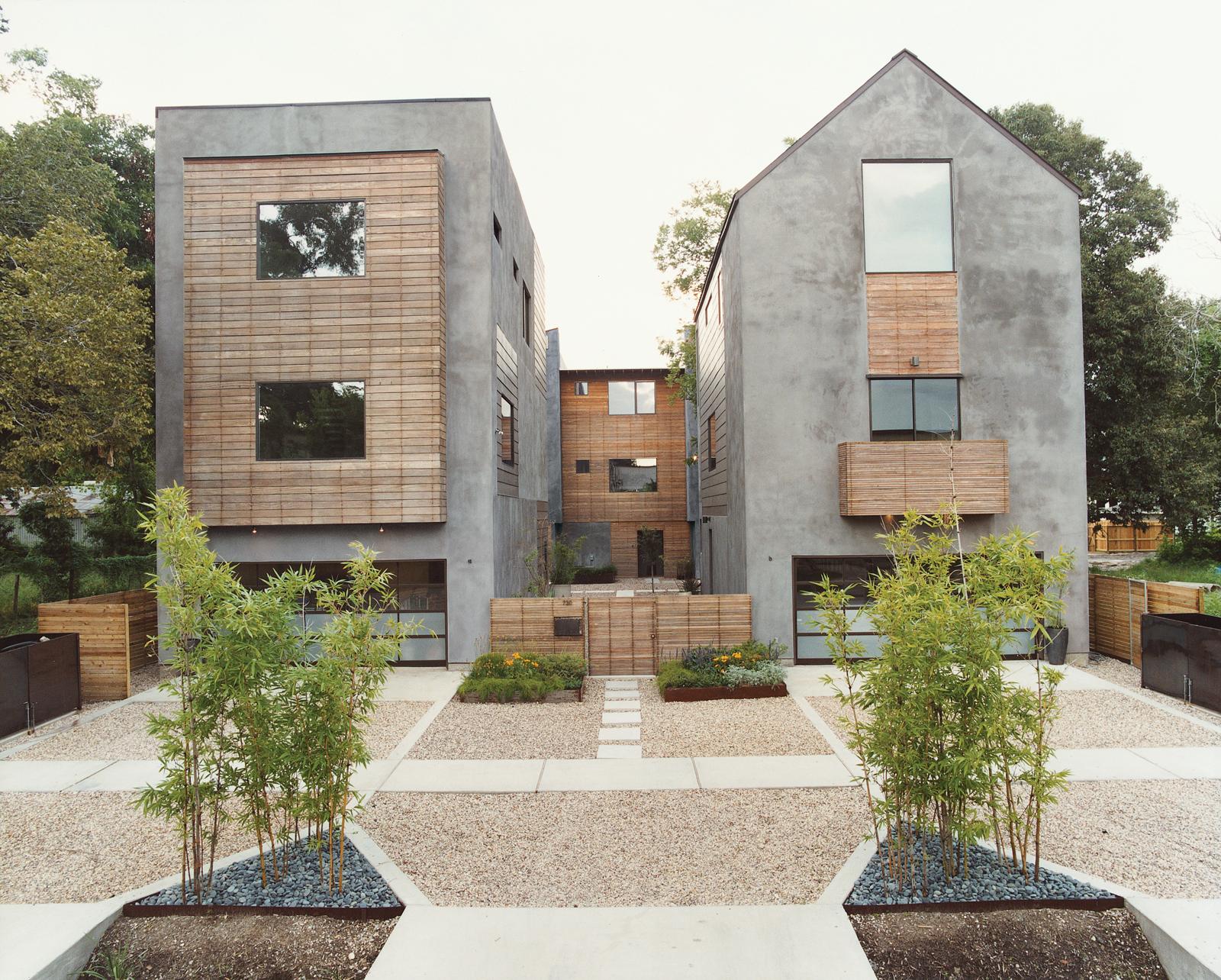 shade house exterior