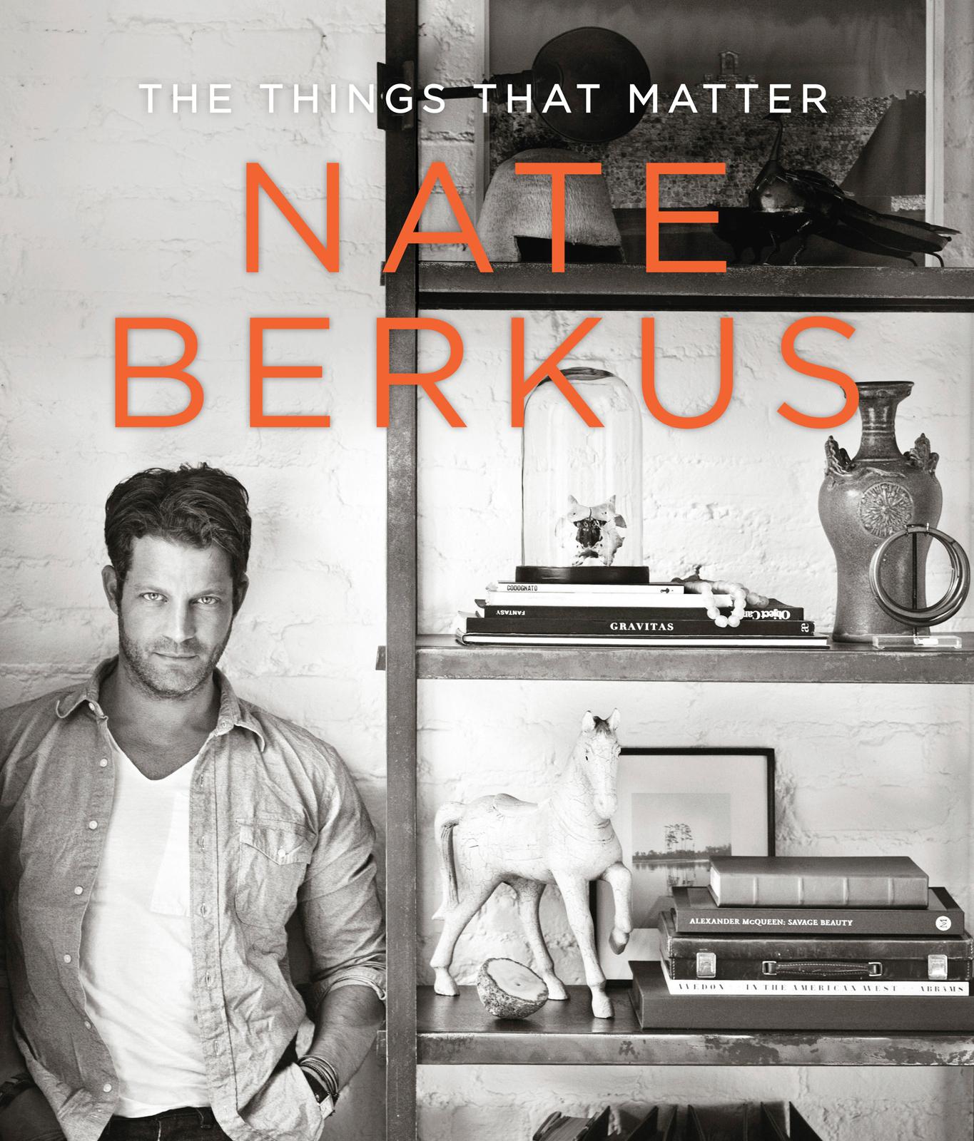 Nate Berkus The Things that Matter Book Cover