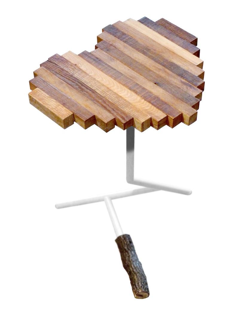 brad ascalon i love ny table