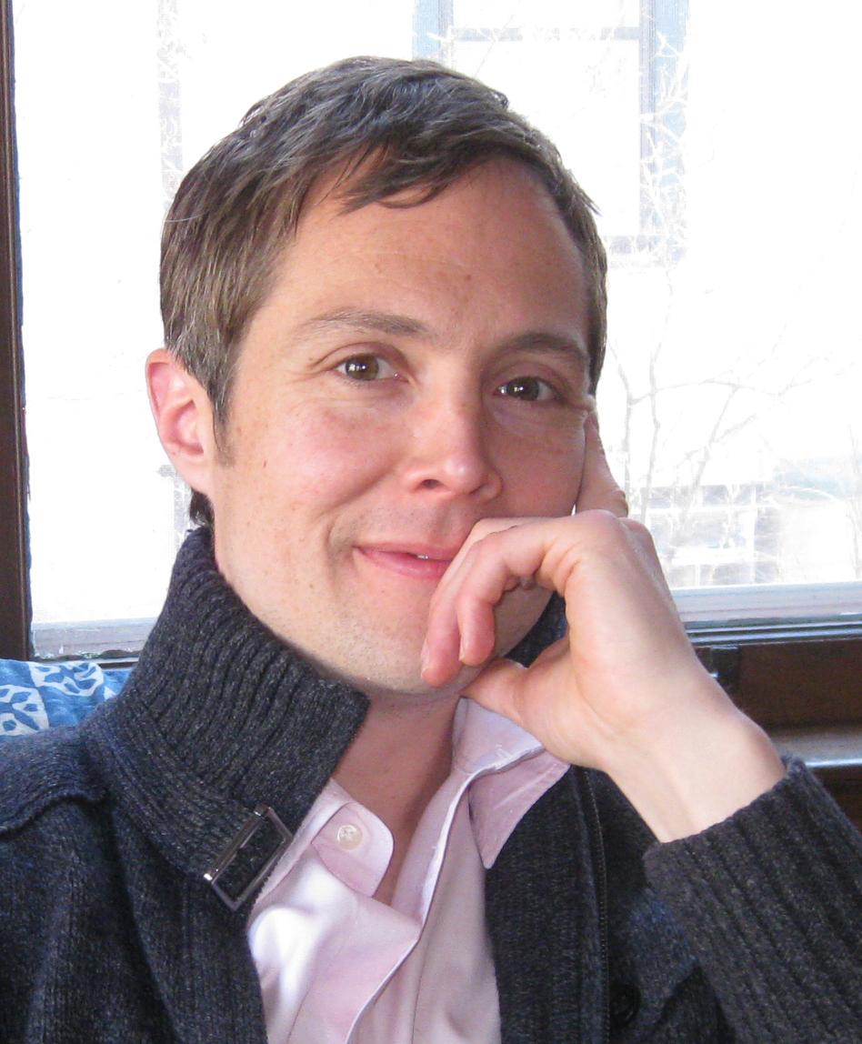 Designer Matthew Plumstead