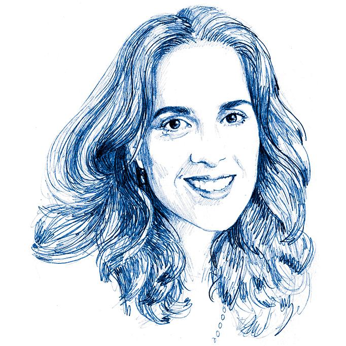 Denise Korn illustration