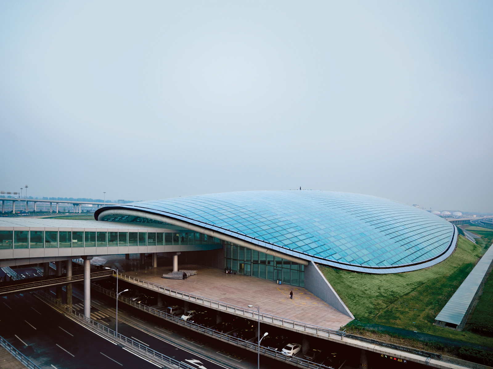 Terminal Three Beijing Airport