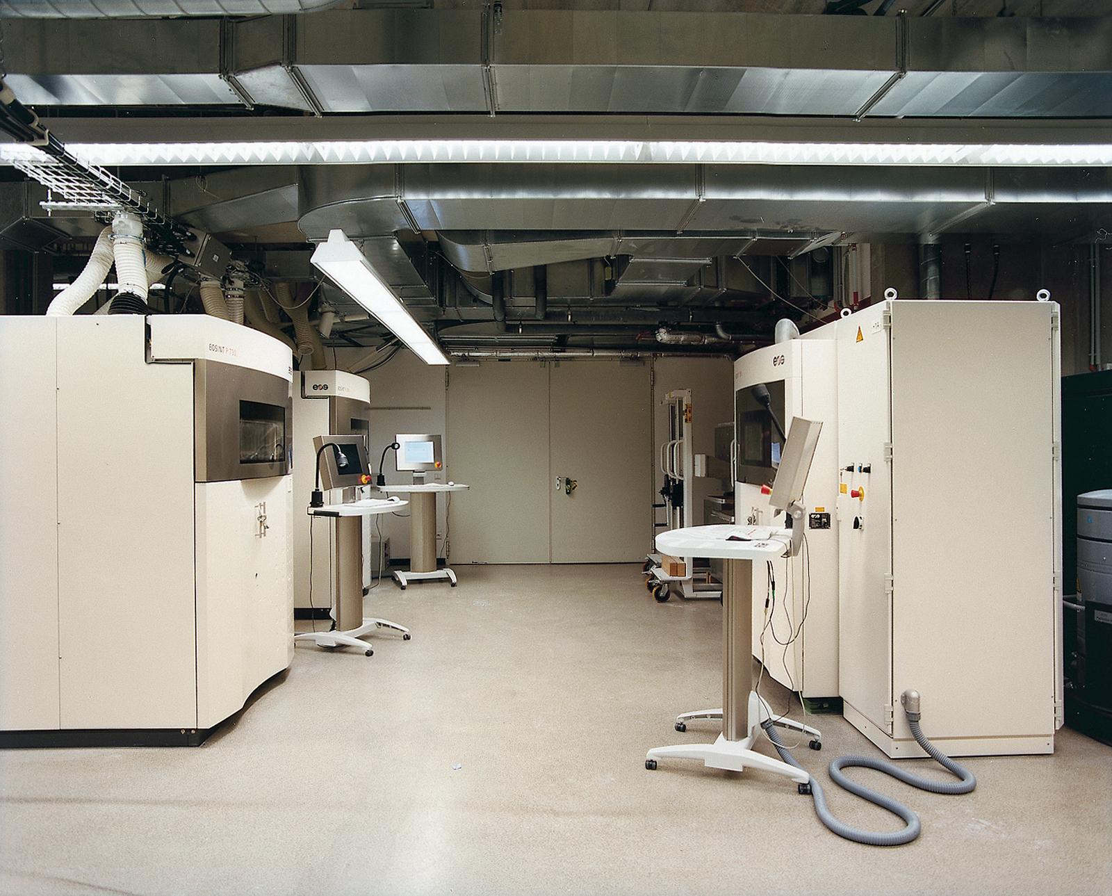 FOC Manufacturing Facility in Munich Germany