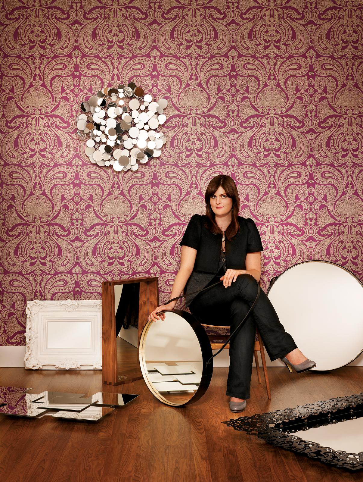 Interior designer Sally Kuchar