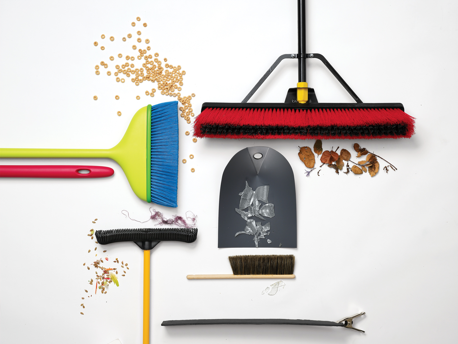 Modern brooms