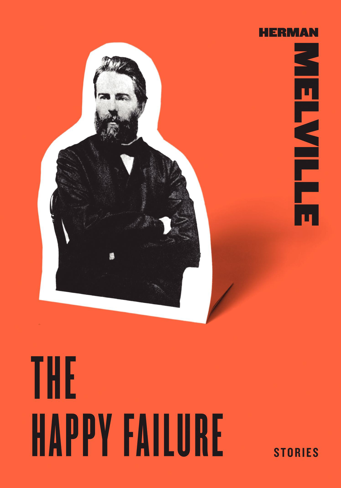 The Happy Failure Herman Melville Redesign