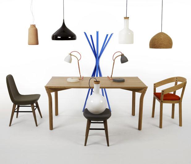 Furniture design by Benjamin Hubert