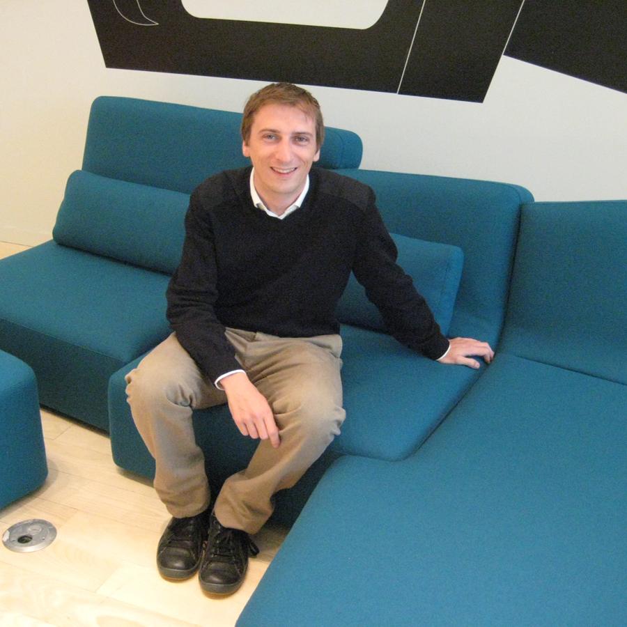 Designer Philippe Nigro