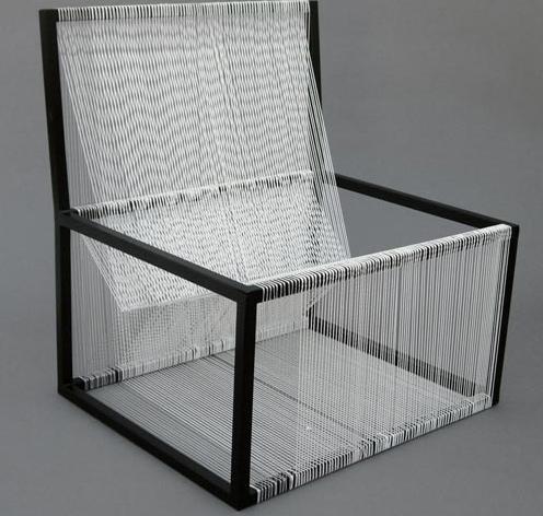 Teotitlan Chair by Tanya Aguiniga