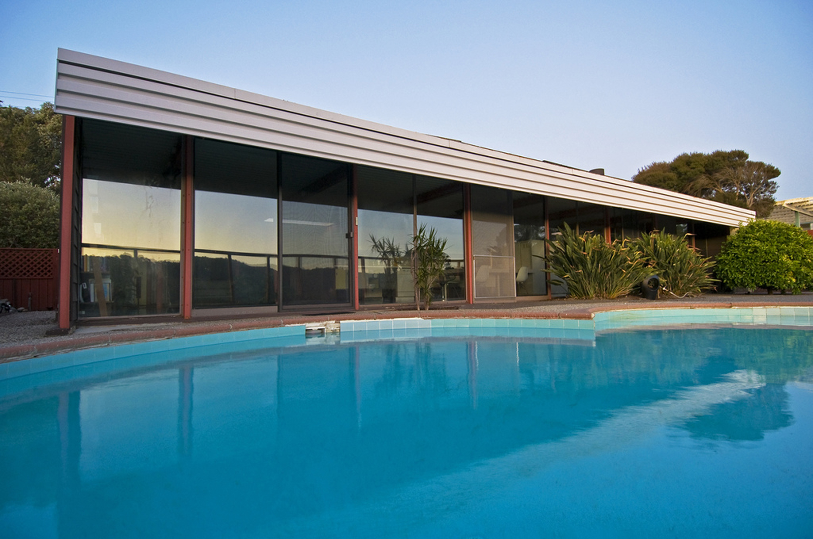 eichler pool