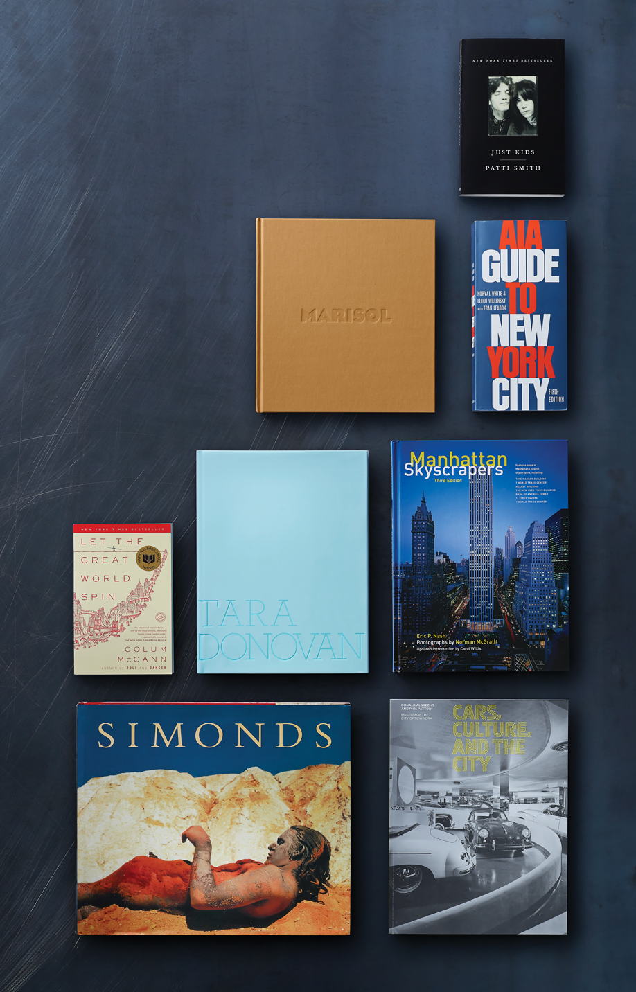 Modern books about New York