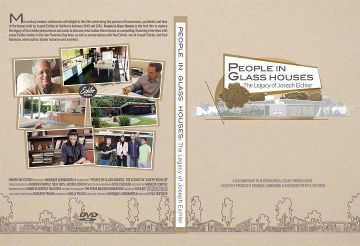 People in Glass Houses DVD sleeve