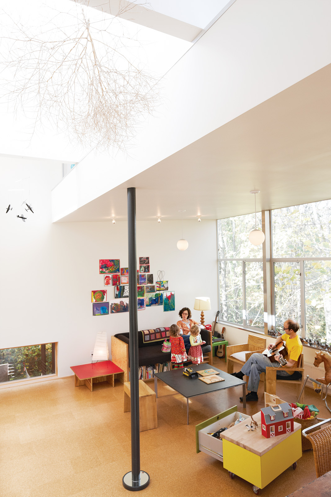 Great room in seattle