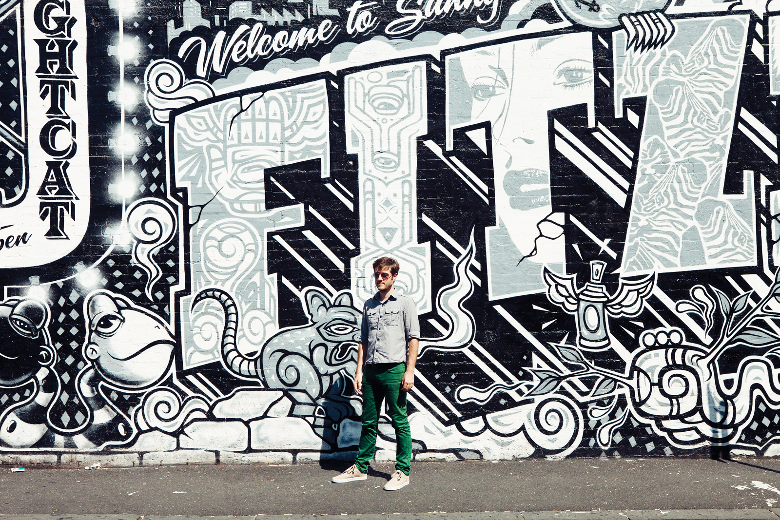Architect Andrew Maynard gives us a proper tour of Melbourne's design scene, one that never loses sight of the big picture for all the fascinating nooks and crannies.