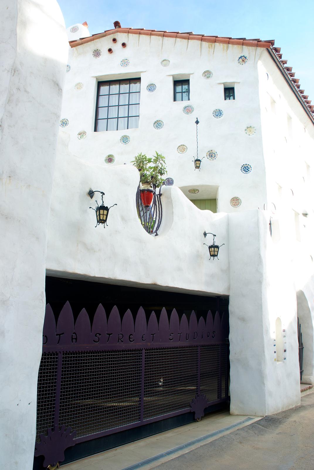 spanishrev exterior dots building