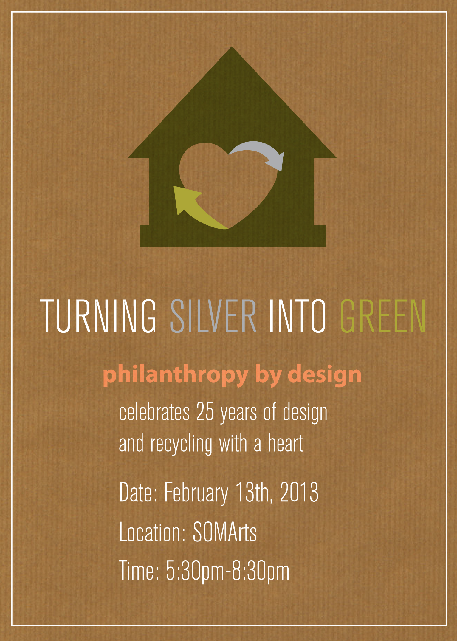 Dwell for Philanthropy by Design 25th Anniversary Event