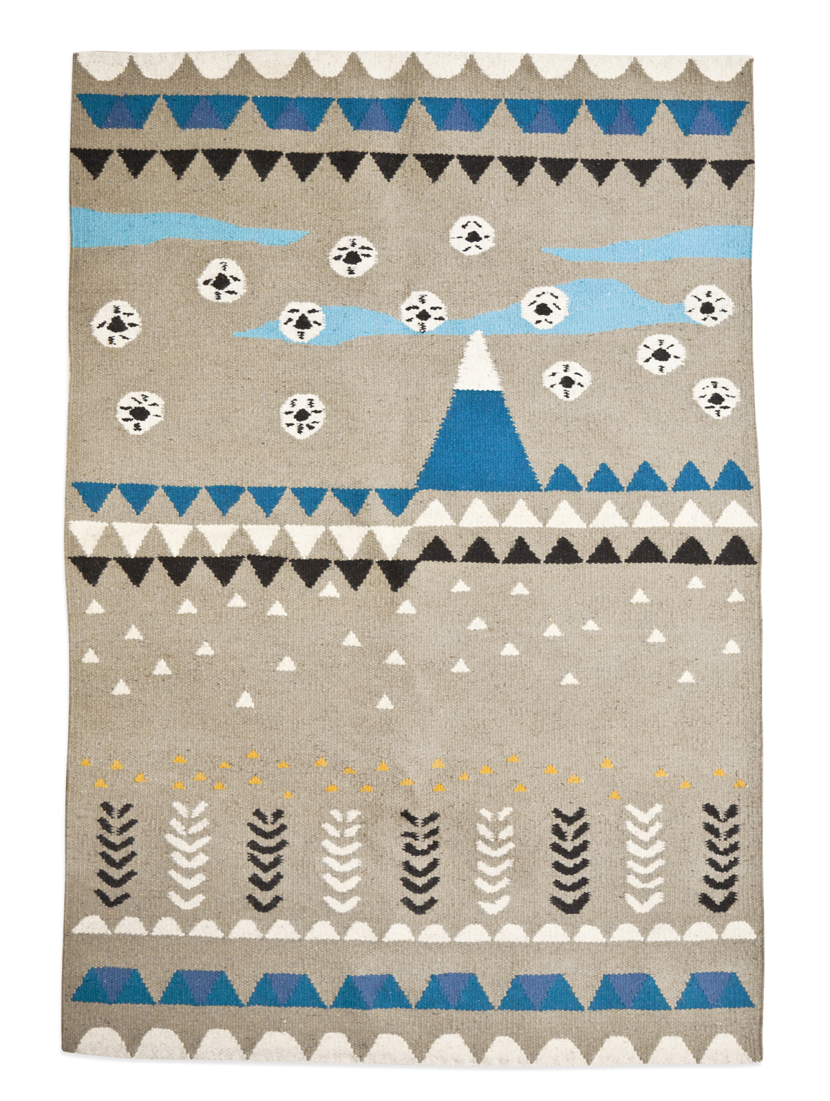 Anna Backlund wool rug