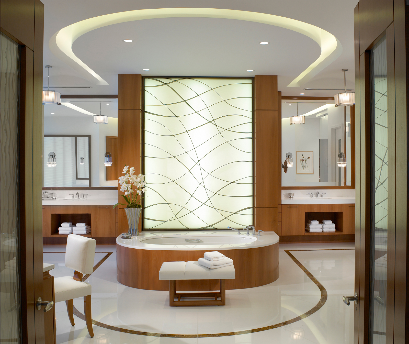 timeless luxury interiors alene master bathroom