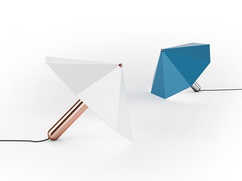 Parasol Lamp by POOL for Habitat