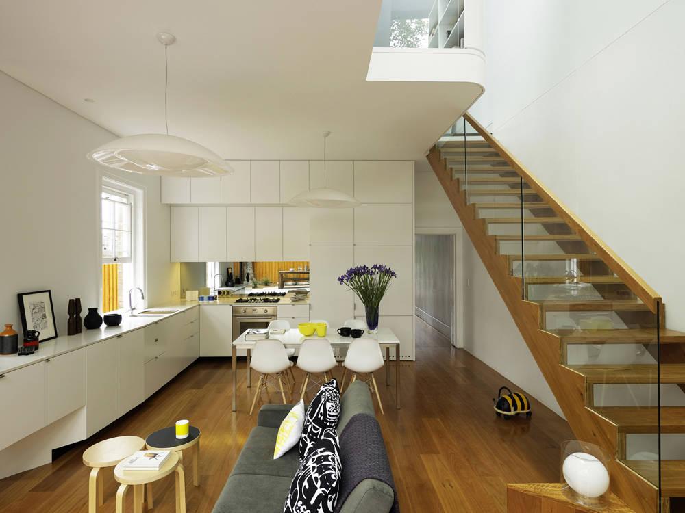 Australian living room