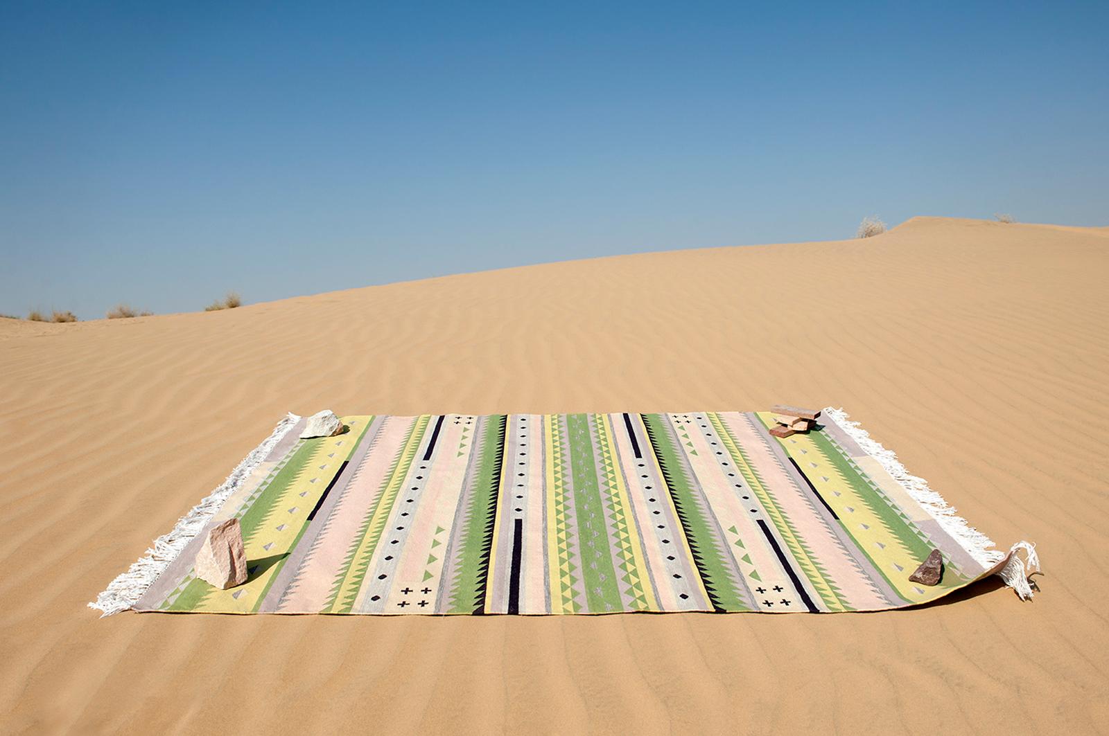 Bastian rug by Oyyo
