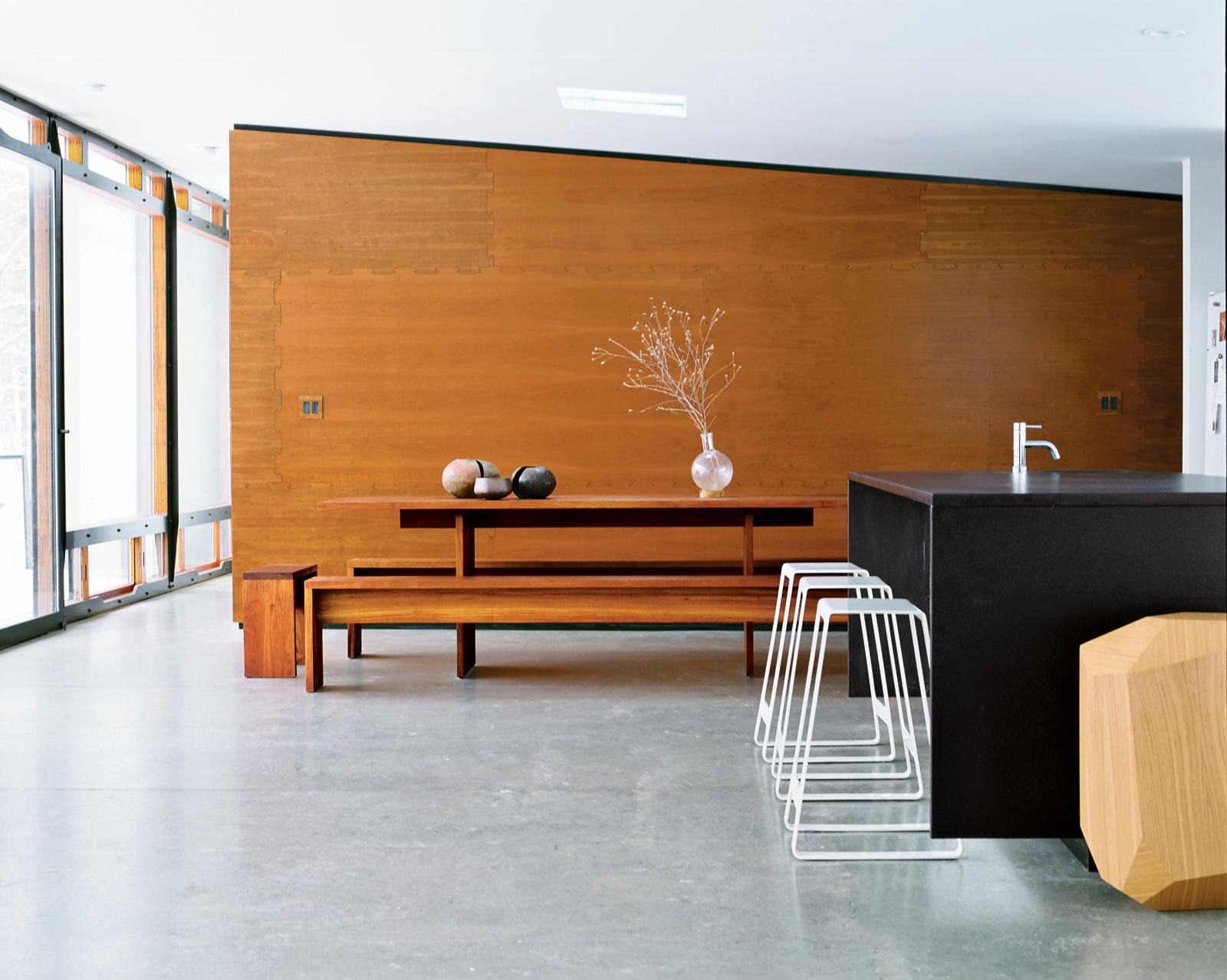 Wooten interior dinning room