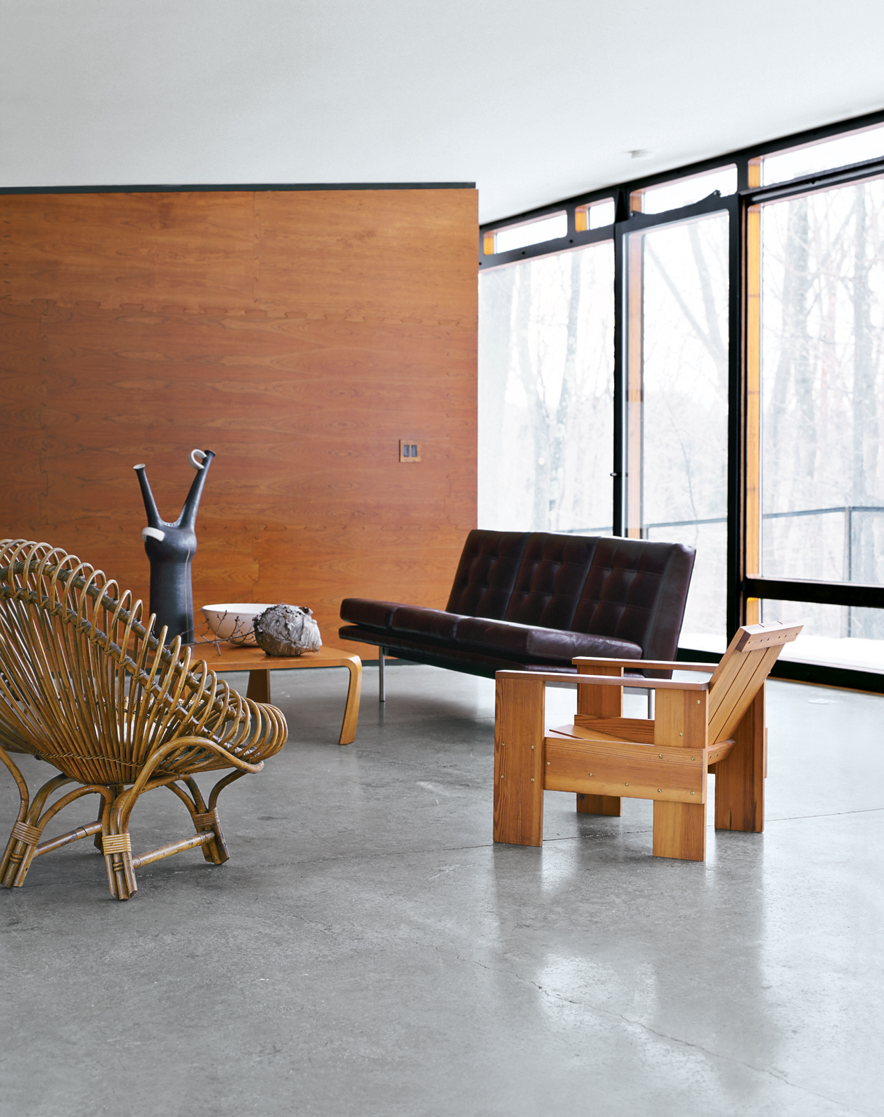 Wooten interior living room