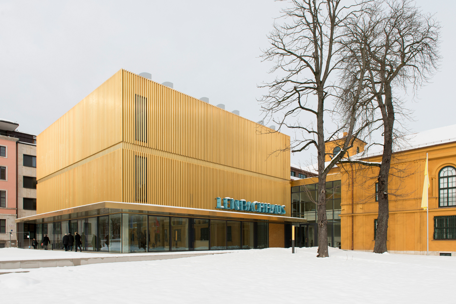 Lenbachhaus Museum in Munich