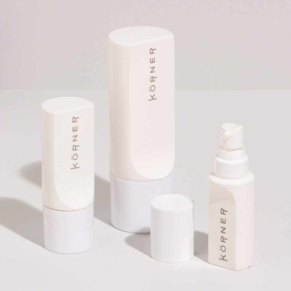Korner Skincare packaging design by Container