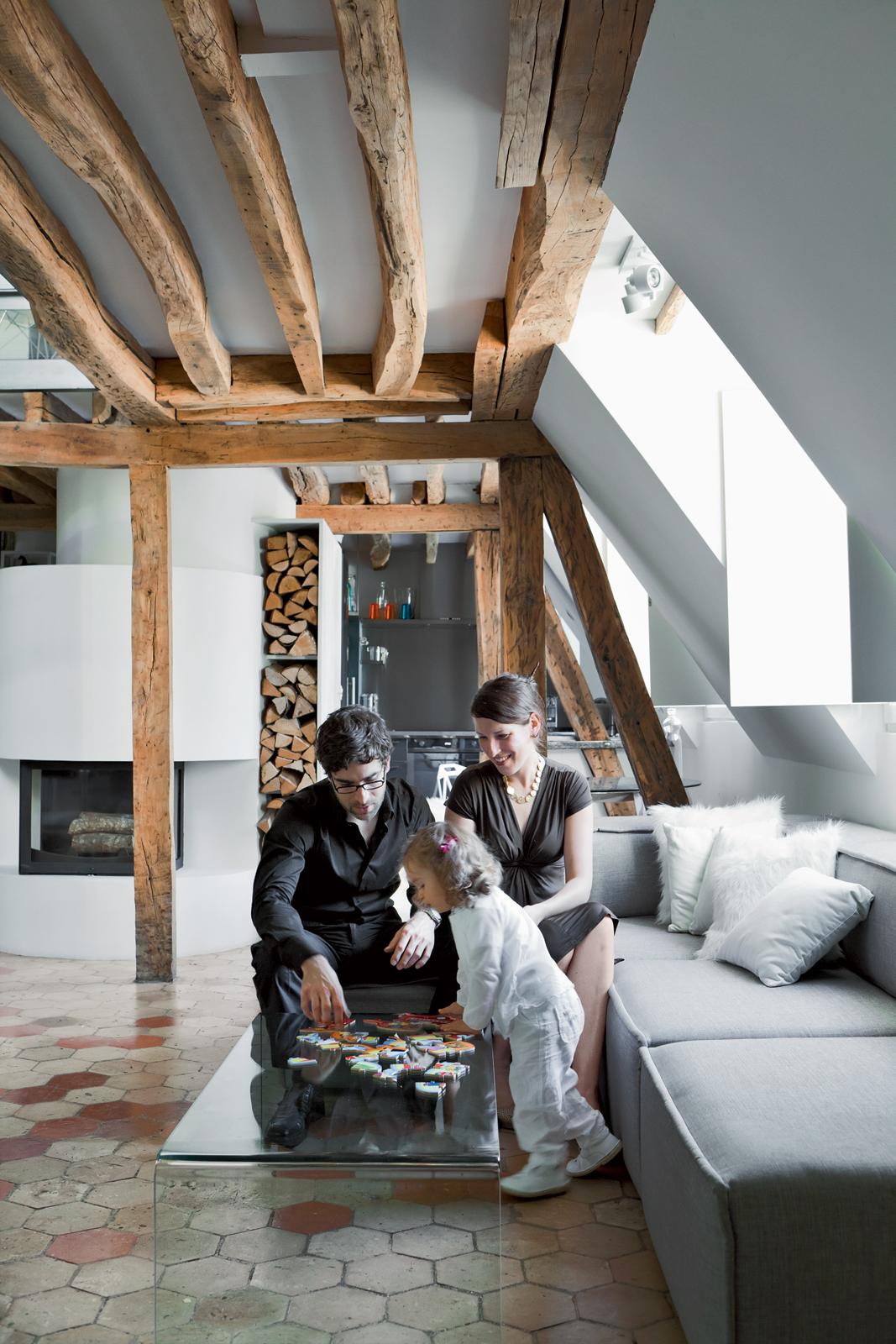 rue vignon family portrait
