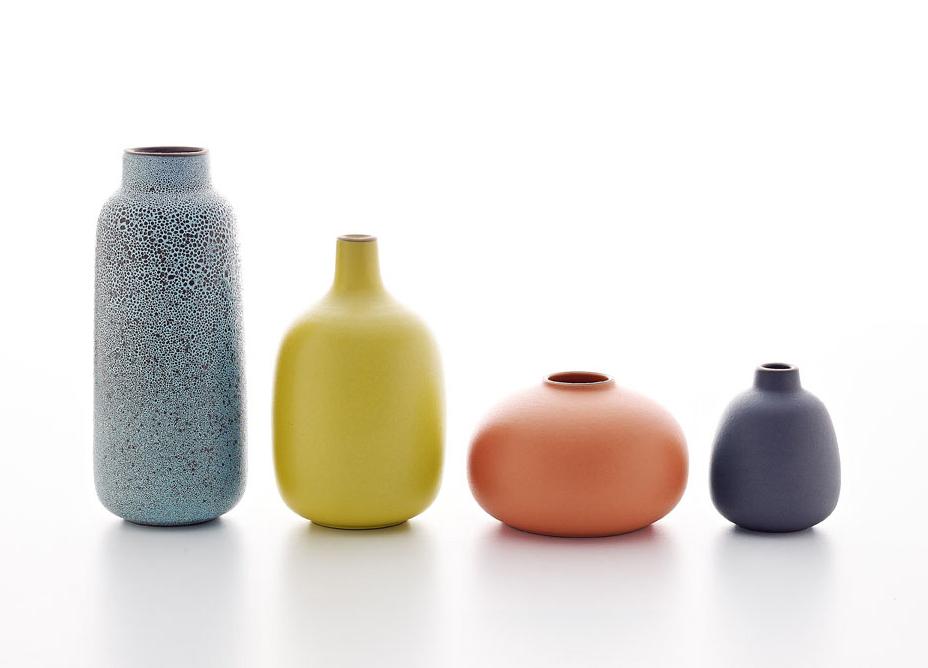 New Heath Ceramics Cool Lava Glaze