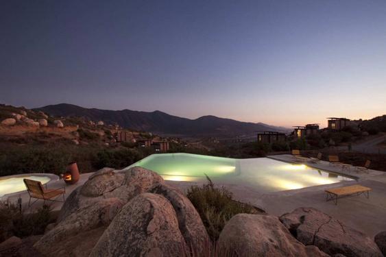 Outdoor pool Enedemico Resguardo Silvestre
