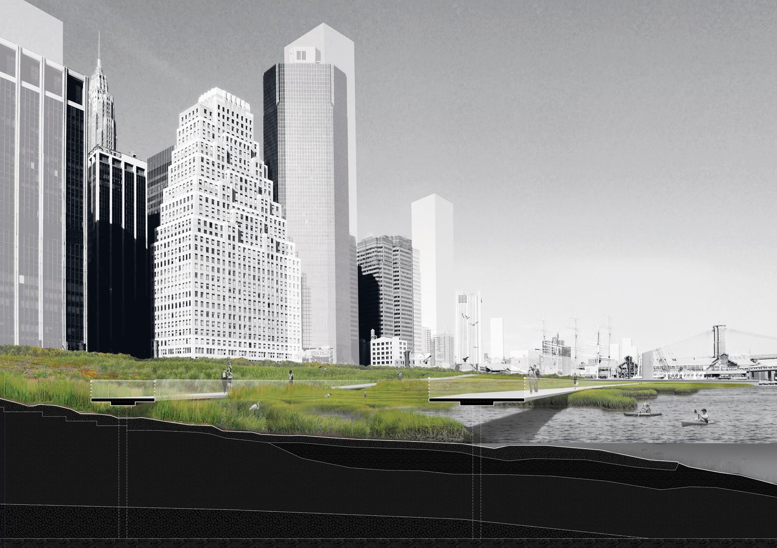 East River diagram
