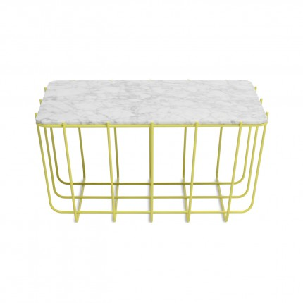 bludot scamp small table marble 0