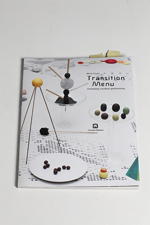 transition menu guixe book