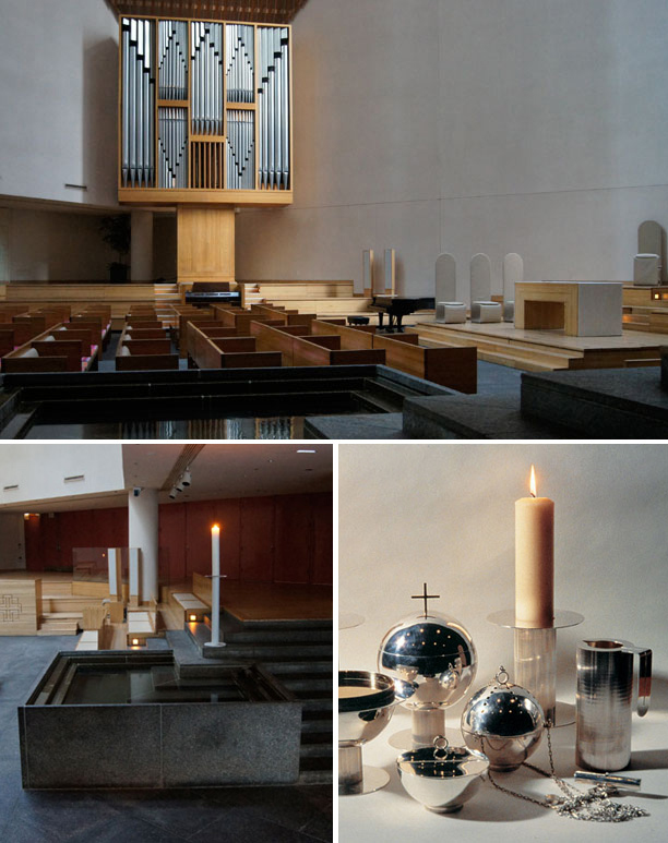 Saint Peter's Church in Manhattan New York