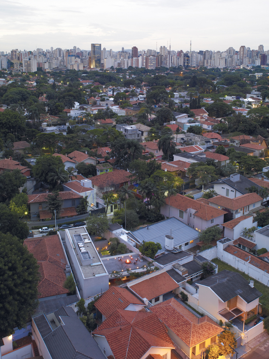 destination sao paolo chimney house exterior city