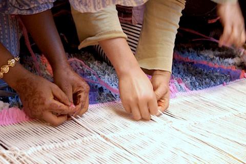 carpet of life process