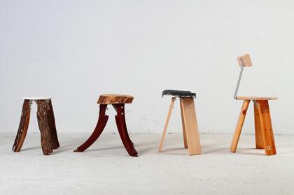 claret stool line up