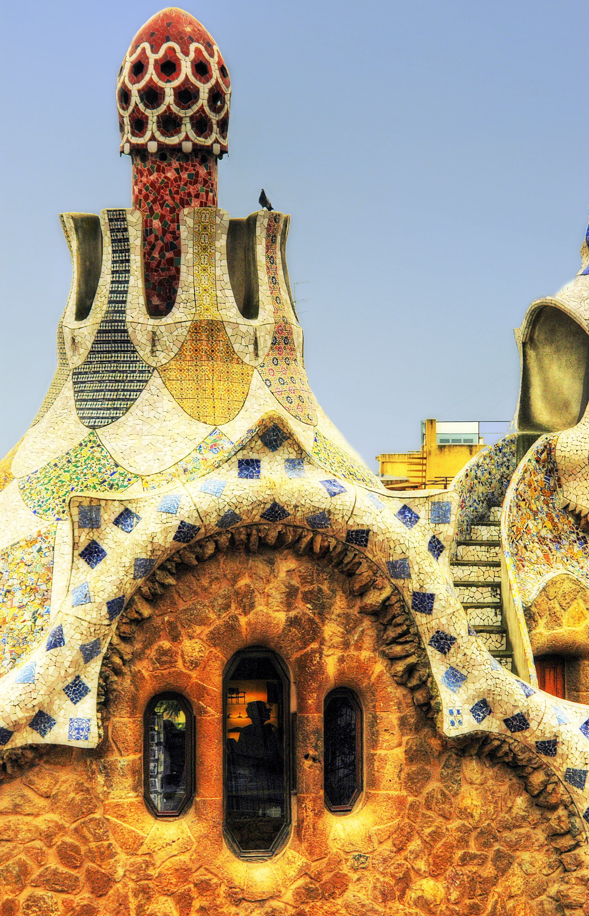 flickr park guell