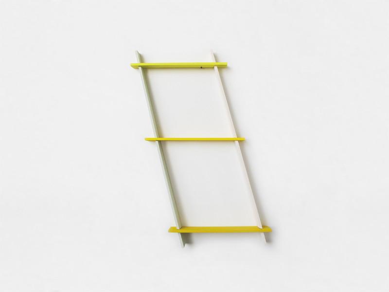 7 a frame parallelogram lemon yellow mustard