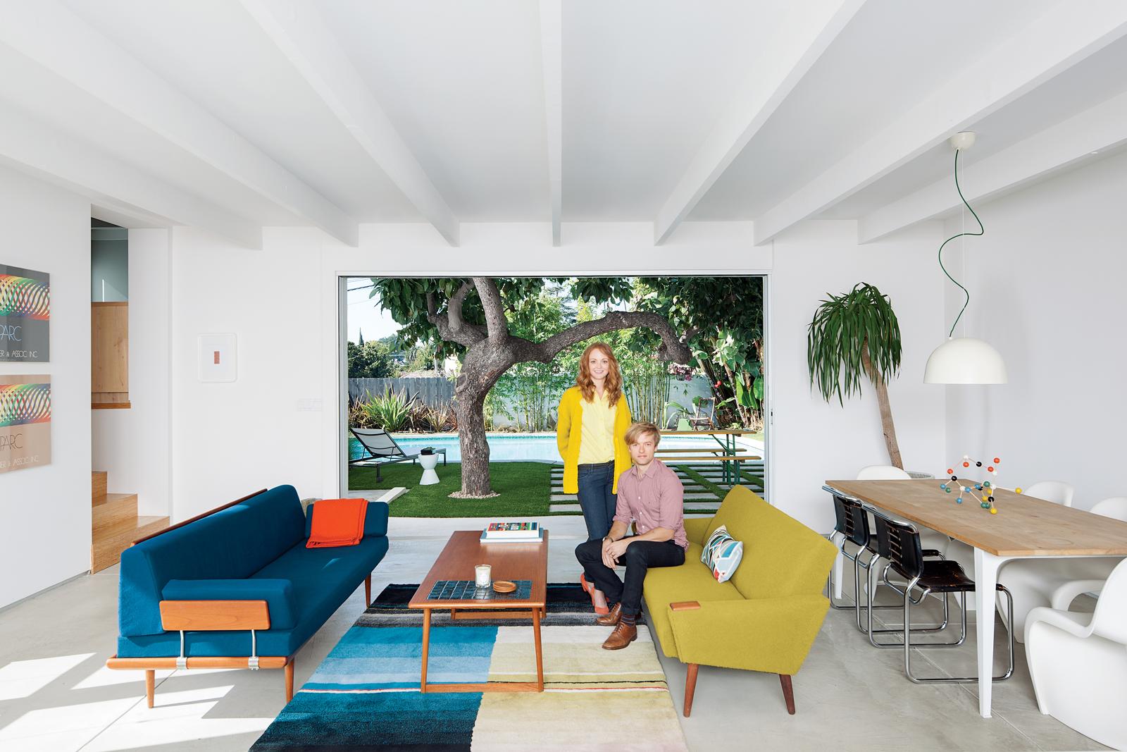 los feliz livingroom 0