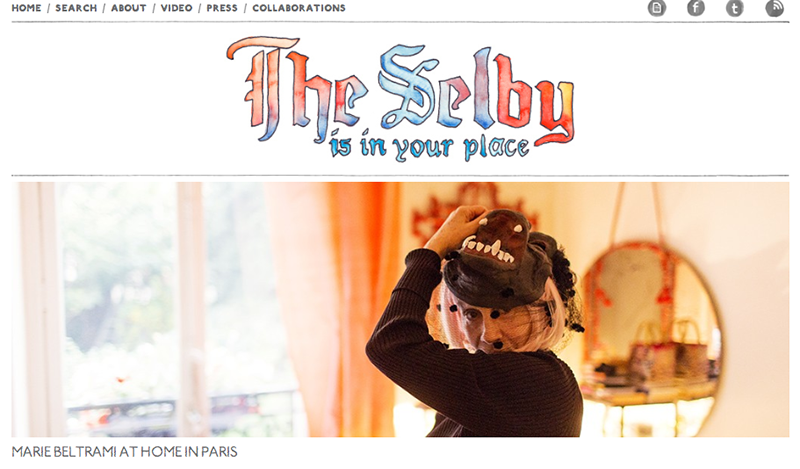 The Selby design home blog