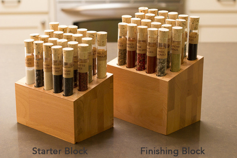 Spiceologist Block Kickstarter Project by Pete Taylor
