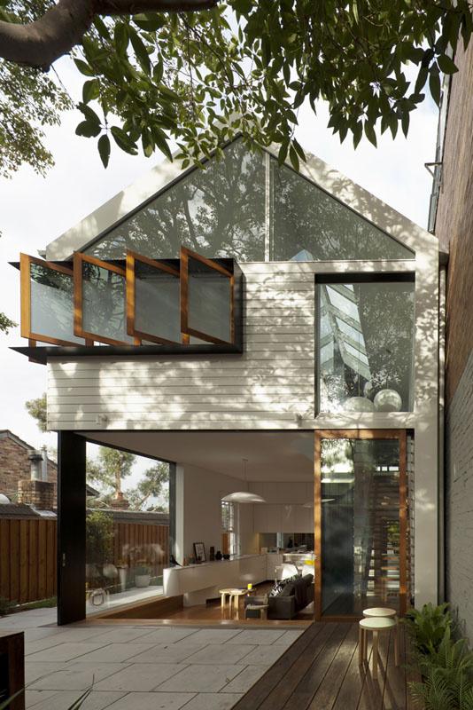 Christopher polly architect portrait exterior