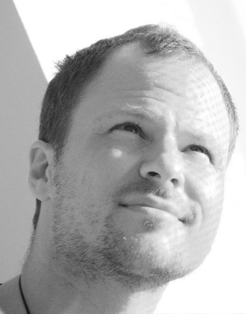 Portrait of Chris Bosse