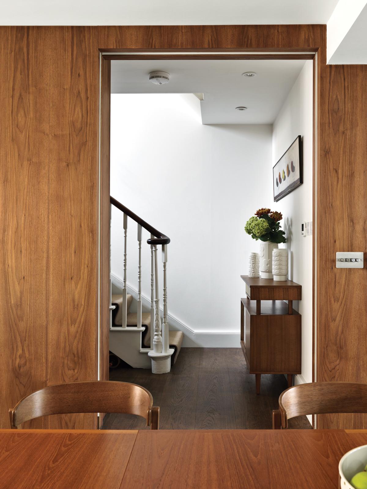 Textile designer Orla Kiely's home