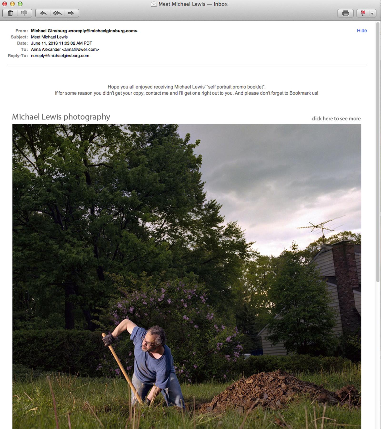 graveyard digging yardwork selfie